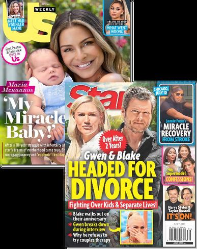 US Weekly & Star Bundle Cover