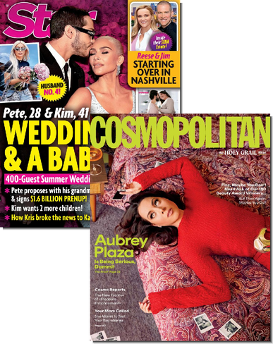 Star & Cosmopolitan Bundle Cover