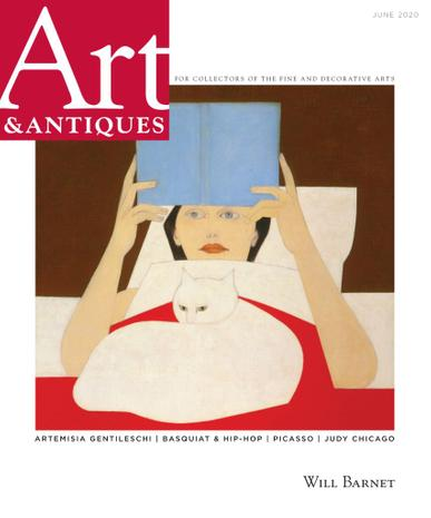 Art & Antiques Magazine June 1st, 2020 Issue Cover