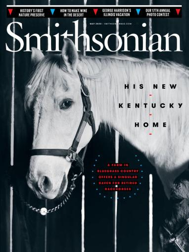 Smithsonian Magazine May 1st, 2020 Issue Cover