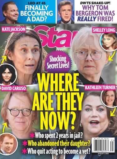 Star Magazine August 3rd, 2020 Issue Cover