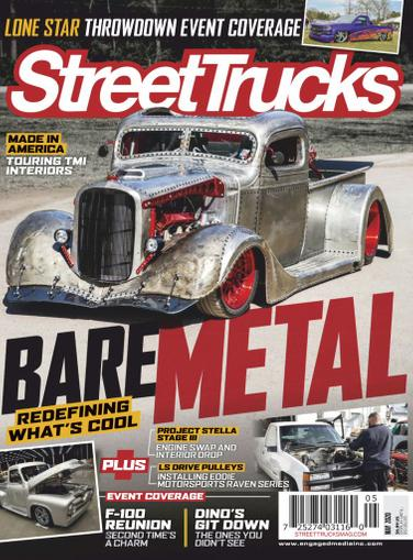 Street Trucks Magazine May 1st, 2020 Issue Cover