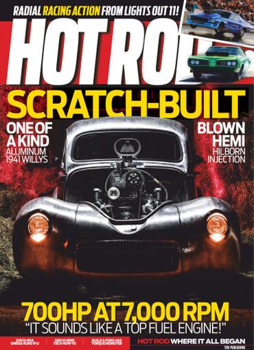 Hot Rod Magazine June 1st, 2020 Issue Cover