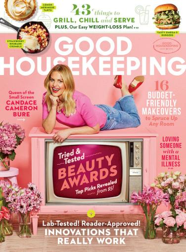 Good Housekeeping Magazine May 1st, 2020 Issue Cover