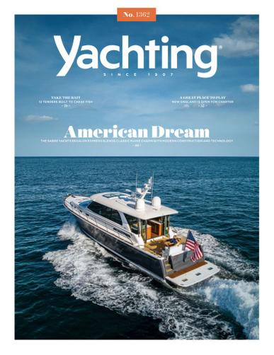 Yachting Magazine June 1st, 2020 Issue Cover