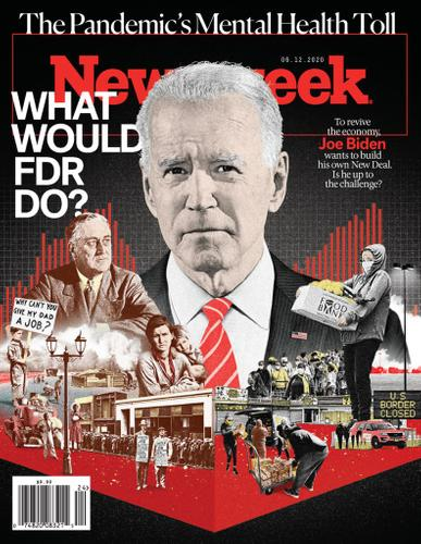Newsweek Magazine June 12th, 2020 Issue Cover
