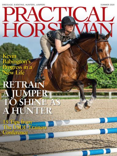 Practical Horseman Magazine June 10th, 2020 Issue Cover
