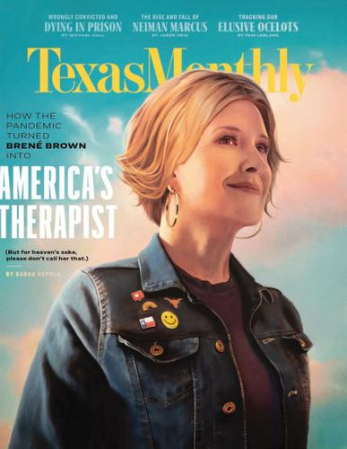 Texas Monthly Magazine June 1st, 2020 Issue Cover