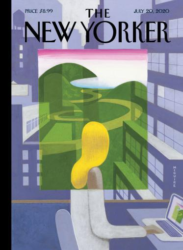 The New Yorker Magazine July 20th, 2020 Issue Cover