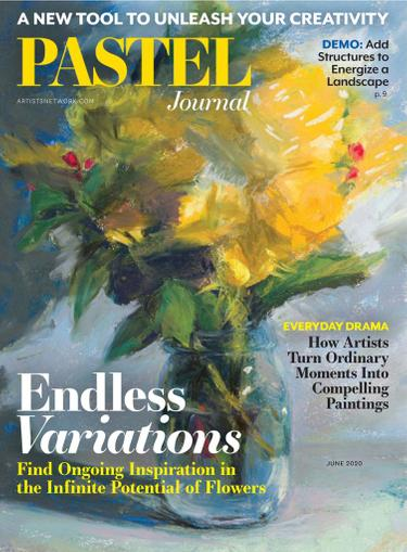 The Pastel Journal Magazine May 1st, 2020 Issue Cover