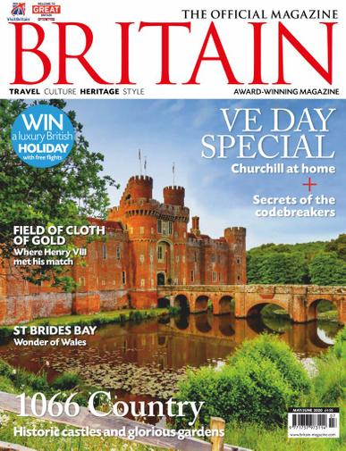 Britain Magazine May 1st, 2020 Issue Cover