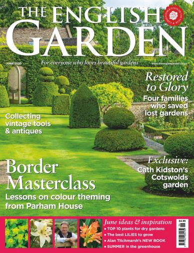The English Garden Magazine June 1st, 2020 Issue Cover
