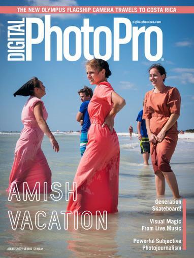 Digital Photo Pro Magazine July 1st, 2020 Issue Cover