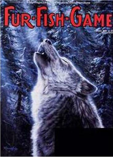 Fur Fish & Game Magazine Cover