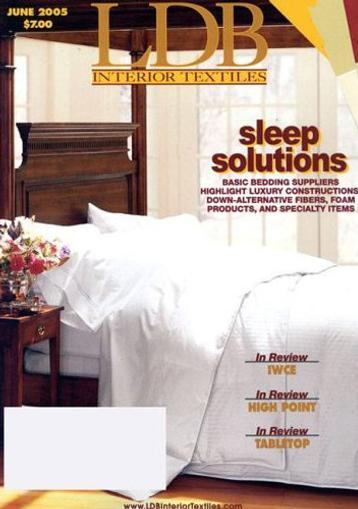 Ldb Interior Textiles Magazine Cover