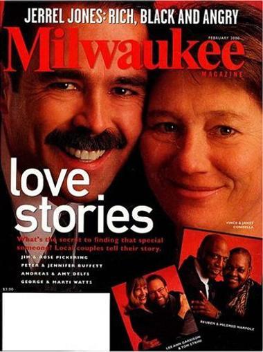 Milwaukee Magazine Cover