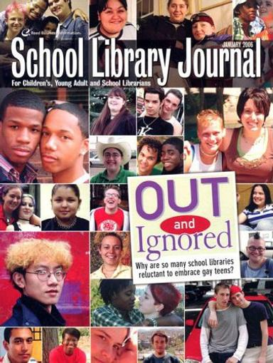 School Library Journal Magazine Cover