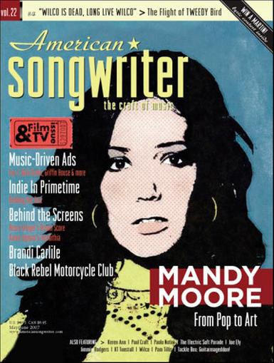 American Songwriter Magazine Cover