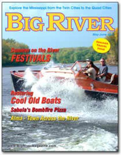Big River Magazine Cover