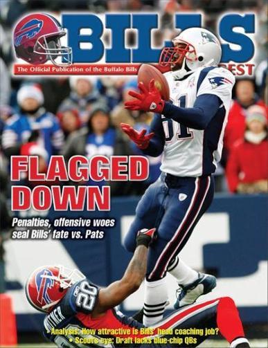 Bills Digest Magazine Cover