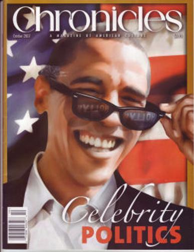 Chronicles Magazine Cover