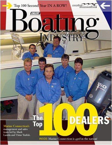 Boating Industry Magazine Cover