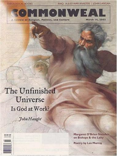 Commonweal Magazine Cover