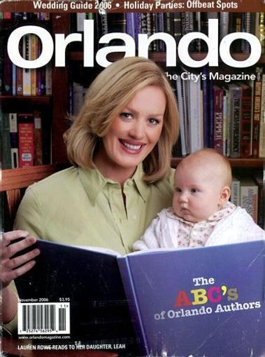 Orlando Magazine Cover