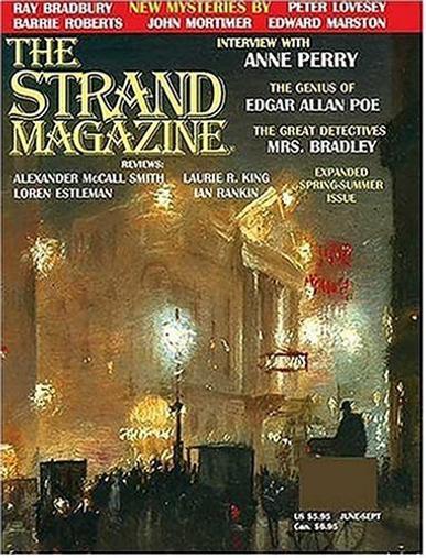 Strand Magazine Cover