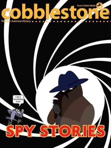 Cobblestone Magazine Cover