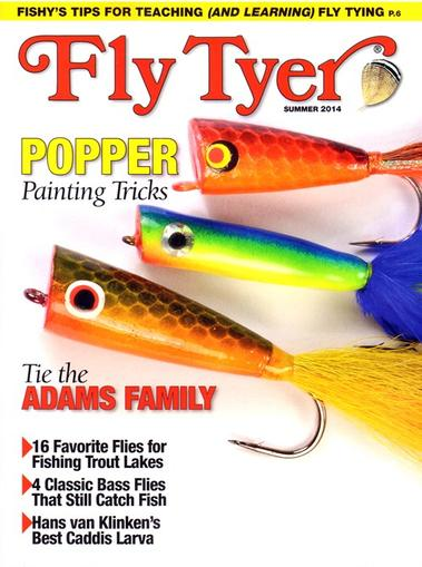 Fly Tyer Magazine Cover