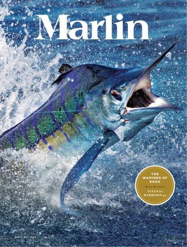 Marlin Magazine Cover