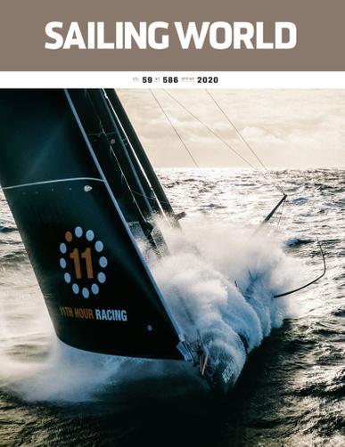 Sailing World Magazine Cover