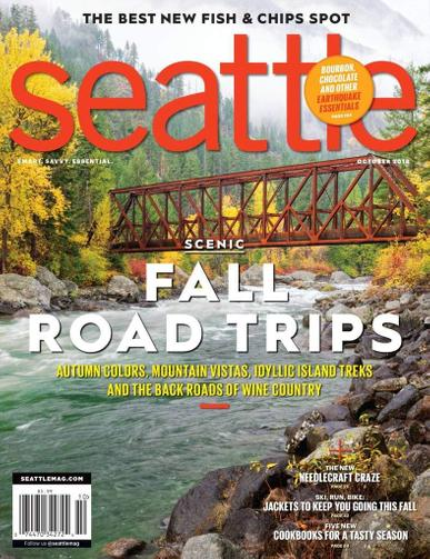 Seattle Magazine Cover