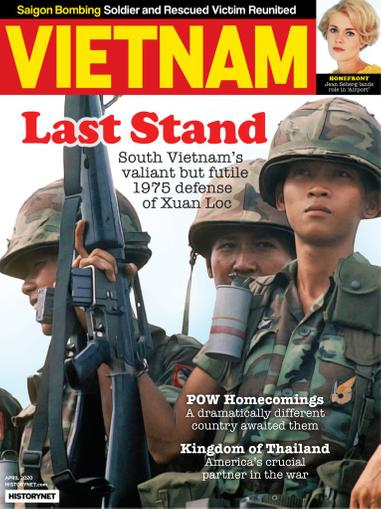 Vietnam Magazine Cover