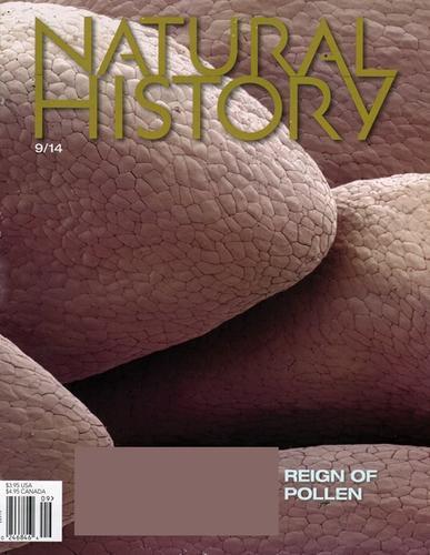 Natural History Magazine Cover