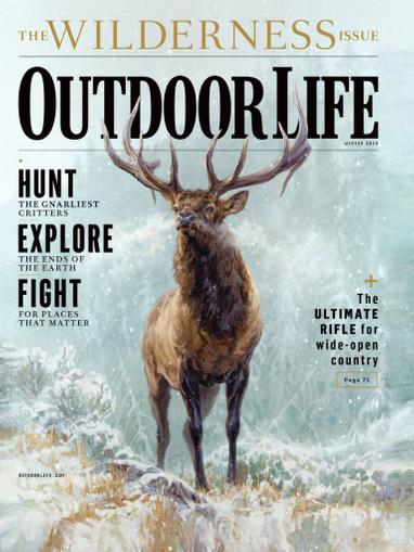 Outdoor Life Magazine Cover