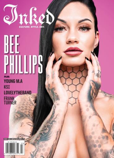 Inked Magazine Cover