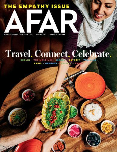 Afar Magazine Cover