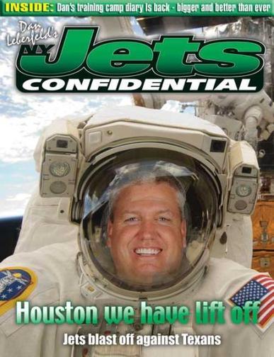 Jets Confidential Magazine Cover