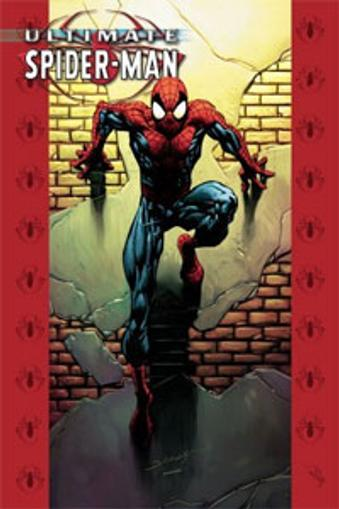 Ultimate Spider-Man Magazine Cover