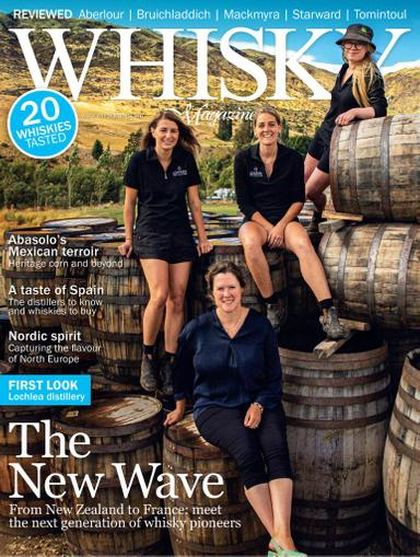 Whisky Magazine July 1st, 2021 Issue Cover