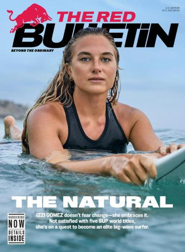 The Red Bulletin Magazine October 1st, 2021 Issue Cover
