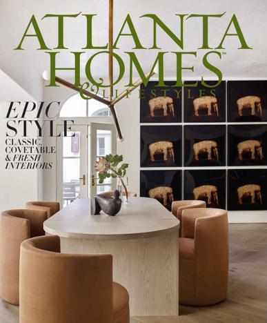 Atlanta Homes & Lifestyles Magazine September 1st, 2020 Issue Cover