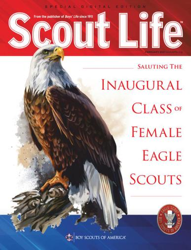 Scout Life Magazine February 1st, 2021 Issue Cover