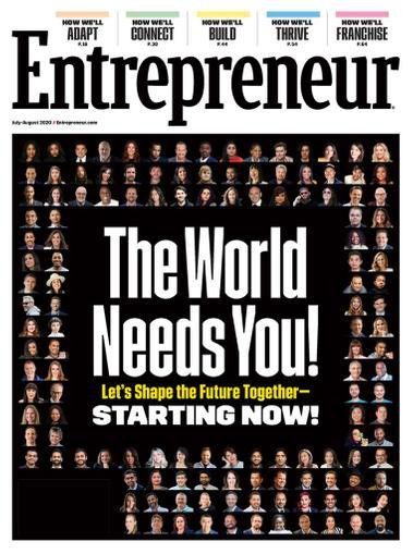 Entrepreneur Magazine June 1st, 2020 Issue Cover