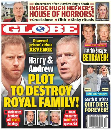 Globe Magazine October 19th, 2020 Issue Cover