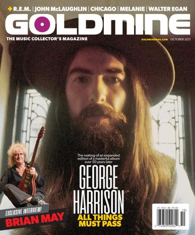 Goldmine Magazine October 1st, 2021 Issue Cover