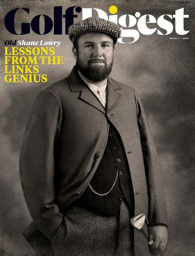 Golf Digest Magazine August 1st, 2020 Issue Cover