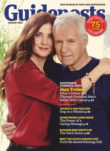 Guideposts Magazine August 1st, 2020 Issue Cover